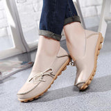 Women Casual Oxford Moccasins Loafers