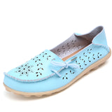 Item Type: Flats Department Name: Adult Lining Material: PU Model Number: B485 Fit: Fits true to size, take your normal size Fashion Element: Sewing Closure Type: Slip-On Insole Material: EVA Occasion: Casual Upper Material: Split Leather Pattern Type: Solid Brand Name: ZHUMENG Toe Shape: Round Toe Outsole Material: Rubber