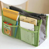 Travel Insert Organiser Large liner Sundries Storage Bag Travel Accessory
