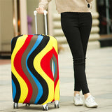 Suitcase Protective  Dust Cover