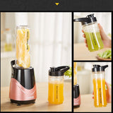 Portable Double Cup Juicer