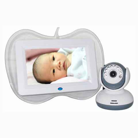Wireless Baby Monitor and Camera Support