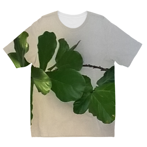 AWDis children's sublimation tshirt. Slim fashion fit tee made from lightweight fabric, 100% polyester, 140gsm