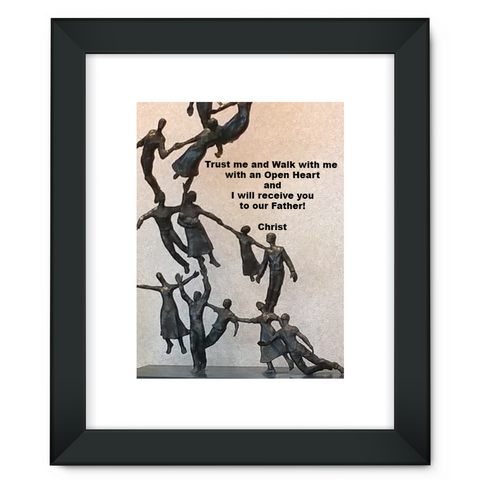 A beautiful high quality framed fine art print that will look amazing on any wall.