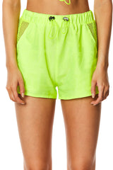 BOXER SHORT WITH NET POCKET