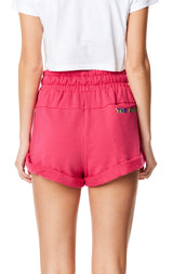 240 HIGH-RISE SWEAT SHORT