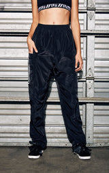 TRACK PANT WITH WHITE LF SCREENPRINT POCKET