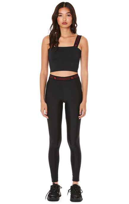 LEGGING WITH LF UNDRGRND3 WAISTBAND