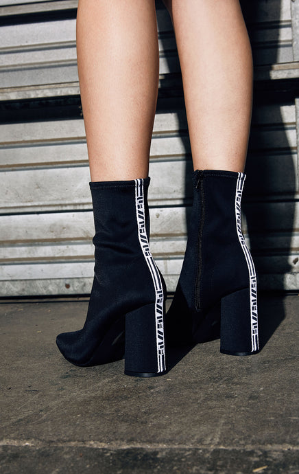 SIREN ANKLE BOOT WITH LF TAPE