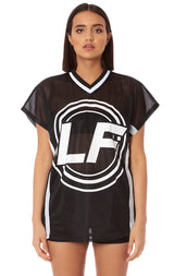 LF PATCH GRAPHIC BASKETBALL TEE