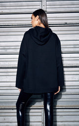 OVERSIZE PULLOVER HOODIE