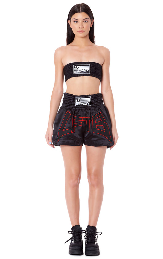 LFTB PATCH BOXER SHORT