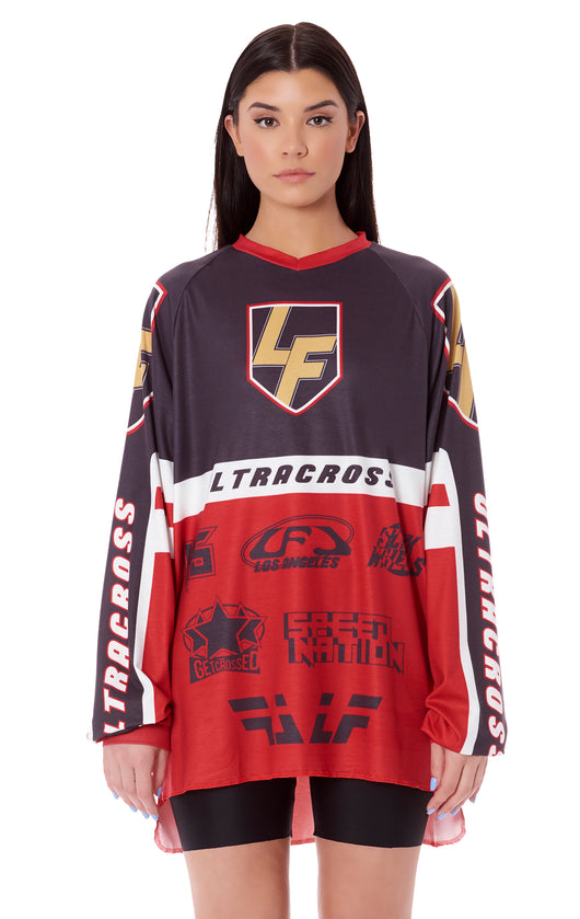MOTORSPORT LONG SLEEVE ULTRACROSS SHIRT