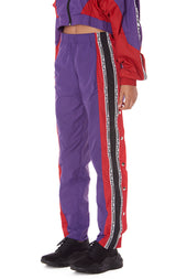 SNAP SIDE TRACK PANT WITH WHITE LF TAPE