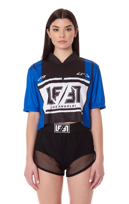 CROP LF BIKE SHIRT