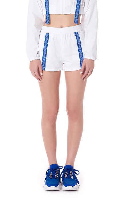 LF STONY TAPE WINDBREAKER SHORT