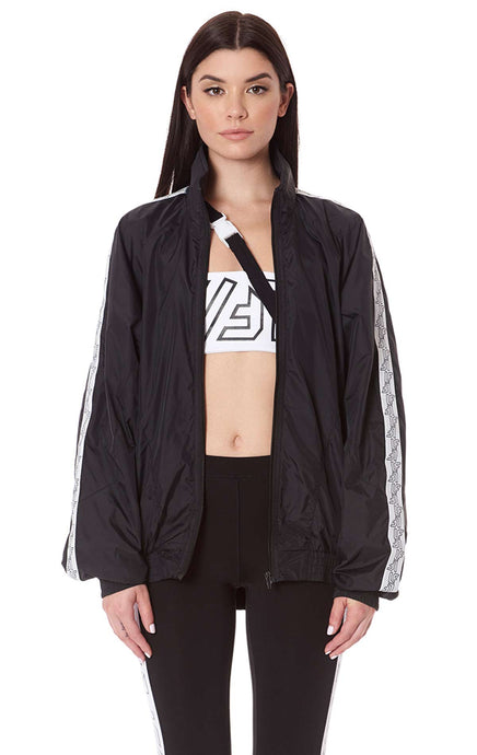 WINDBREAKER WITH LF TAPE AND LOGO