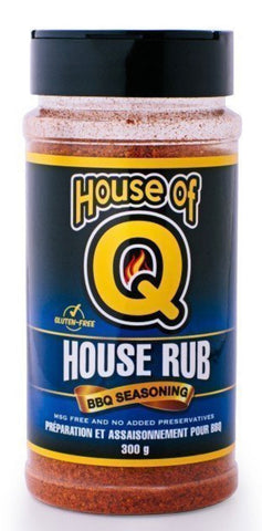 House of Q - House Rub BBQ Seasoning (300g)