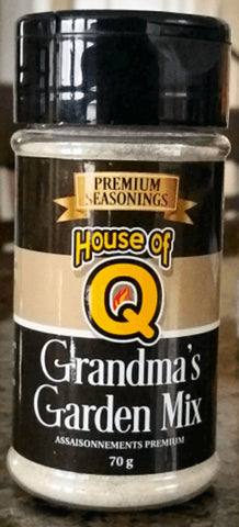 House of Q - Grandma's Garden Mix Seasoning (70g)
