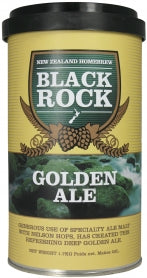 Black Rock: Golden Ale - 1.7kg of Concentrated Wort