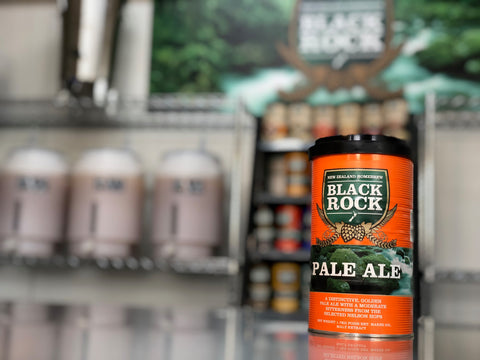 Black Rock: Pale Ale - 1.7kg of Concentrated Wort