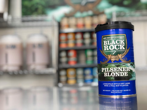 Black Rock: Pilsener Blonde - 1.7kg of Concentrated Wort