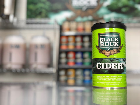Black Rock: Cider - 1.7kg of Concentrate