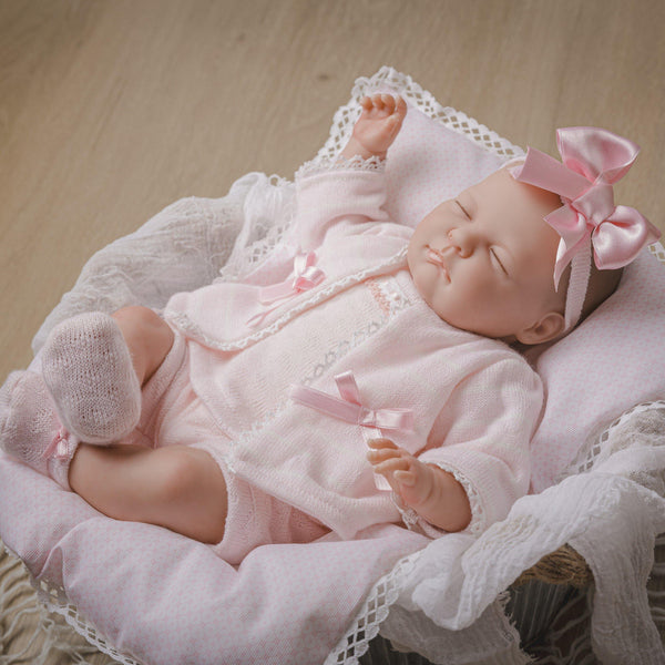 "Berenguer Classics 17"" Limited Edition ""Babylin"" - Reborn Baby Doll by JC Toys"