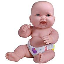 "Lots to Love Babies 14"" All Vinyl Doll Assortment - 16100"