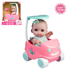 Lil' Cutesies with Cute Buggy Set - 8.5