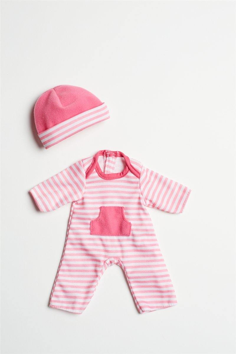 "Hot Pink Romper for 9""-11"" Dolls"