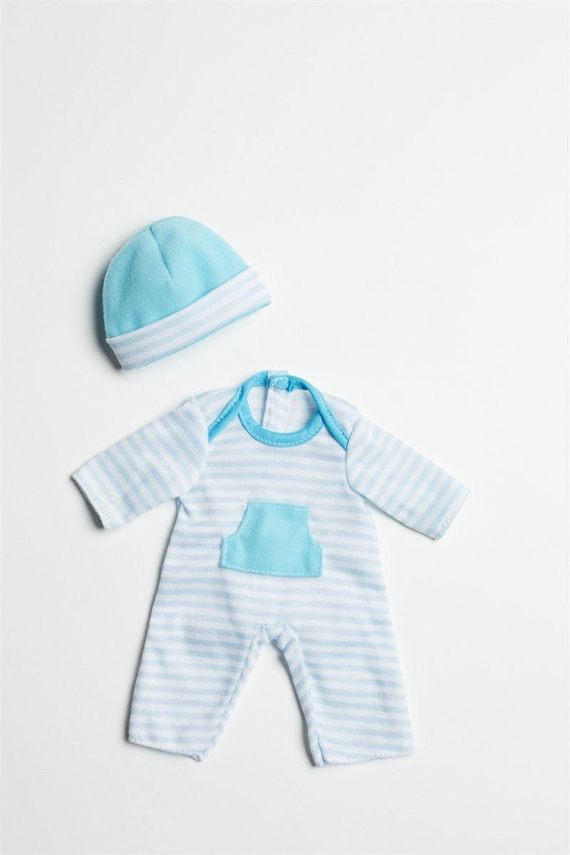 "Blue Romper for 9"" - 11"" Dolls"