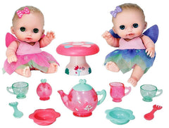 Lil' Cutesies Baby Dolls All-Vinyl 8.5