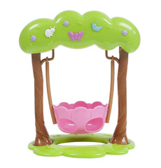 For Keeps! Lil' Cutesies Adorable Swing Fits Most Dolls 9.5