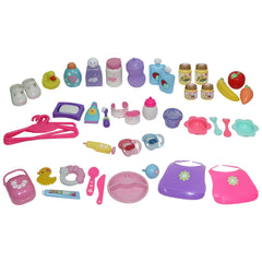For Keeps! Deluxe Accessory Gift Set – 45 pcs for children 2 years and up