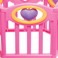 JC Toys, Deluxe Baby Doll PlayPen and Accessories for Dolls up to 17 inches
