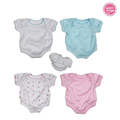 La Newborn by Berenguer Outfit Gift Set For 15-17in dolls – 6 pcs. for children 2+