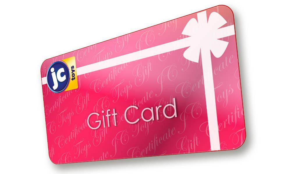 JC Toys Gift Card