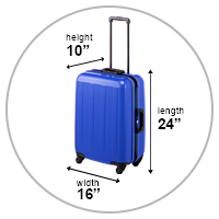 Southwest Personal Item Baggage Dimensions