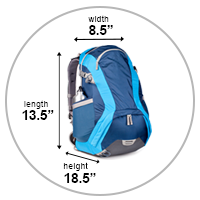 Southwest Carry-on baggage item dimensions