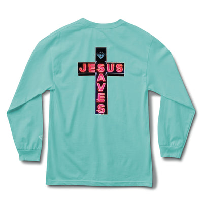SAVE US LONG SLEEVE T-SHIRT