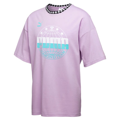 DIAMOND X PUMA OVERSIZE T-SHIRT