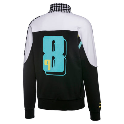 DIAMOND X PUMA TRACK TOP