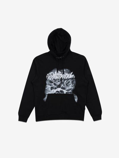 GIANT  SCRIPT  BLOSSOM  HOODIE