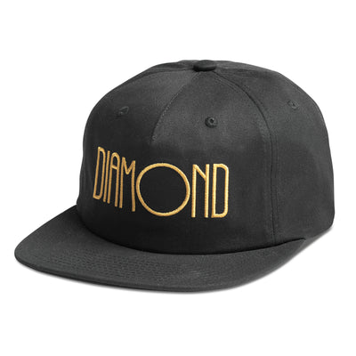 DIAMOND DECO DECONSTRUCTED SNAPBACK