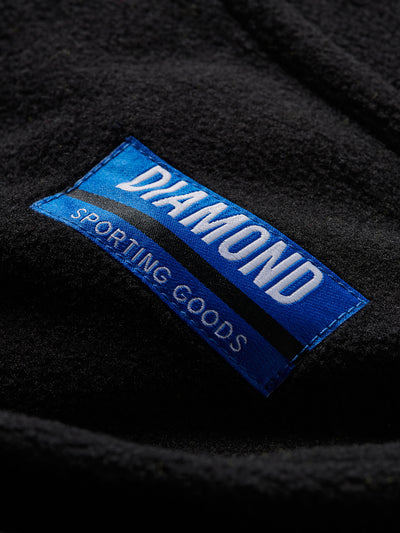 DIAMOND POLAR FLEECE HOODIE