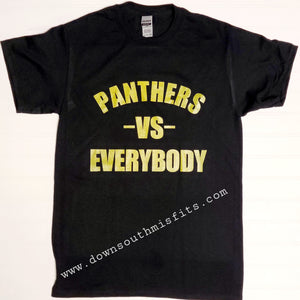 Panthers  VS Everybody