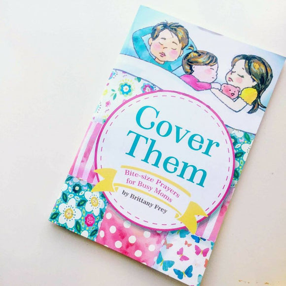 Cover Them Prayer book