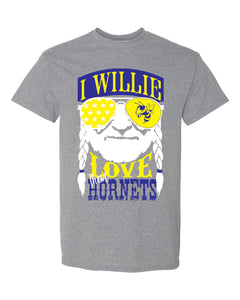 Willie love them Hornets