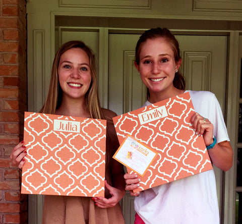 Roommate gifts for college dorm rooms by Cool Corks.